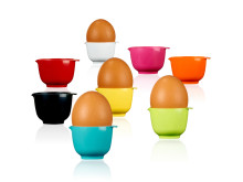 Margretheskål som äggkopp!