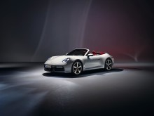 Nya Porsche 911 Carrera Cabriolet