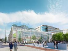 Vidareutveckling av Helsingborg C
