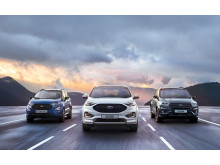 SUV Lineup 2019
