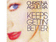 "Christina Aguilera ""Keeps Gettin' Better"""
