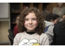 Aktion Julklappen: Natela, 9 år