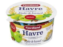 Fjordland Havrelunsj med eple og kanel