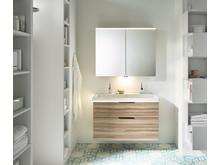 Mit Eqio wird selbst der kleinste Raum zum Wohlfühlbad