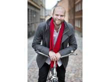 Lars Strömgren, ordförande Cykelfrämjandet