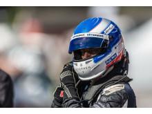 Ola Nilsson/Thomas Karlsson. Swedish GT 2015. Karlskoga 5