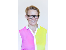 Charlotte Lorentz Hjort, VD på Krinova Incubator & Science Park