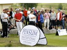 Samling Pensum Invitational bu Peter Forsberg