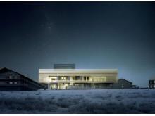 White ritar psykiatrisk klinik i Nuuk, Grönland