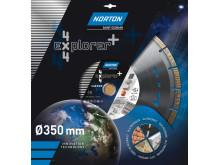 NIEUW   Norton 4x4 EXPLORER+  de multifunctionele diamantzaag_Produkt 2