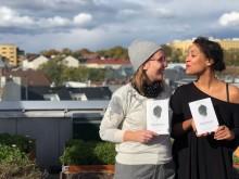 Kristina Leganger Iversen og Camara Lundestad Joof