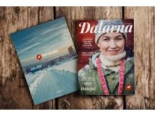 Nytt magasin om vinteraktiviteter i Dalarna