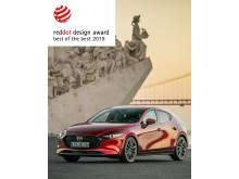 Mazda3 Red Dot Design Award: Best of the Best