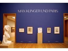 KLINGER 2020: Max Klinger und Paris
