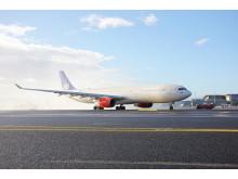 SAS åpnet rute til Miami