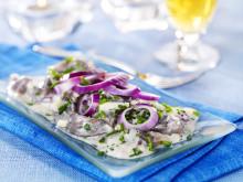Abba Skapa matjes för Restaurang & storhushåll - Krämig matjessill med västerbottenost