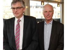 Per Åsling och Stig H Johansson