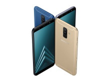 Samsung Galaxy A6+_group