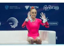 Jonna Adlerteg, EM-final 2019