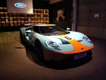 Den første Ford GT i Danmark