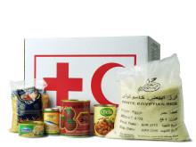 Matpaket till Syrien