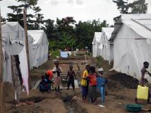 Kongo-flyktingar i Uganda