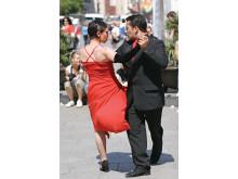 En smægtende tango kan sætte fut i rejselysten hos de fleste. På dansekurset i Tyrkiet bliver der rig lejlighed til at drømme sig til Argentina.