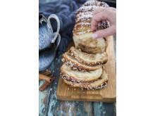 Pull apart bread ur Baka bullar