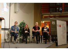Juryn, Hack för maten, 26 - 28 sept 2014, Krinova