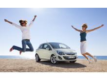 Nya Opel Corsa