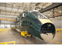 GWR intercity train bodyshell