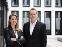 Susanne Winter and Rudolf Mallweger