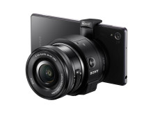 ILCE-QX1 with XperiaZ2