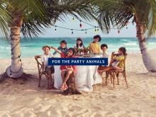 TUI Vinterkampanje 2017 - For the Party Animals