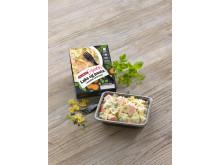 Fjordland Express Laks og pasta i kremet urtesaus
