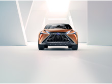 Lexus LF-1 Limitless är namnet på Lexus nya konceptbil