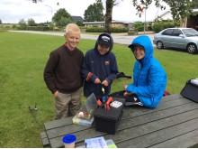 Drengelystfiskerholdet Terndrup Mølledam