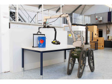 Mobile X-ray inspection robot
