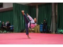 Johanna Lim Falk - EUC Taekwondo 2017