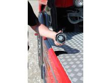 Tanklock med Tank Spot