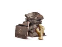 Ny mörk mjölkchoklad med frisk och fyllig ingefära