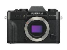 FUJIFILM X-T30 black front