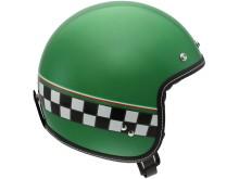 AGV RP60 mc-hjälm, Cafe Racer Green, sida