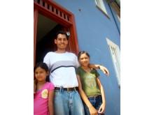 Bostadskooperativ i San Salvador prisas av FN