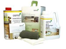 Osmo-kit för hårdvaxoljade golv VIT