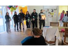 Erfreulicher Einsatz im Bärenherz: Bundespolizei übergibt Spende