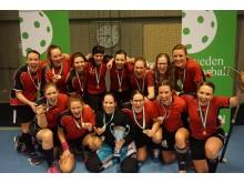 Vinnare damfinalen SFC 2016