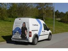 Servicebil från SafeTeam