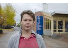 Mikael Sjödahl, professor i experimentell mekanik vid Luleå tekniska universitet.