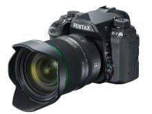 Pentax K-1, med 24-70mm